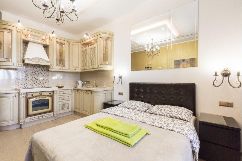 1-комн. квартира, 30 кв.м. на 2 человека, проспект Ветеранов, 169к3, Санкт-Петербург - Фотография 10