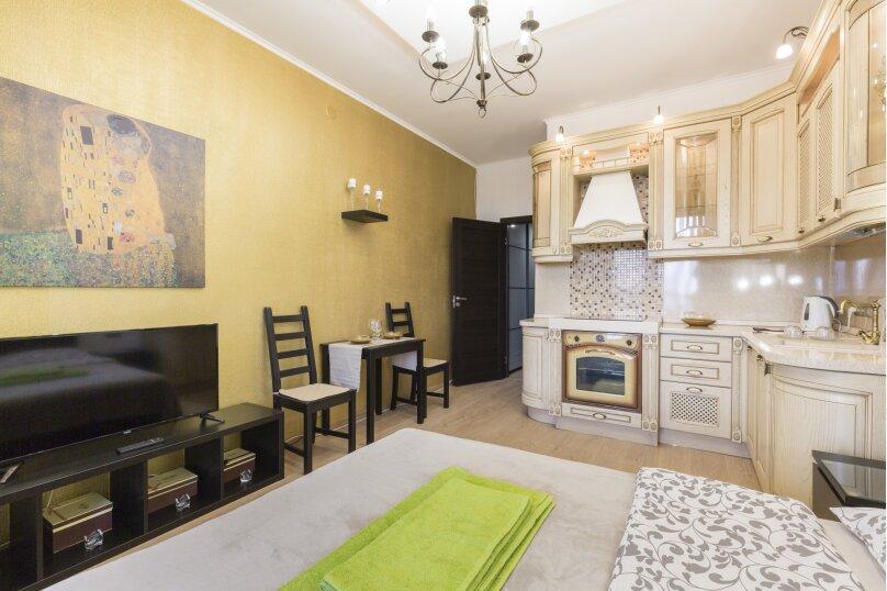 1-комн. квартира, 30 кв.м. на 2 человека, проспект Ветеранов, 169к3, Санкт-Петербург - Фотография 11
