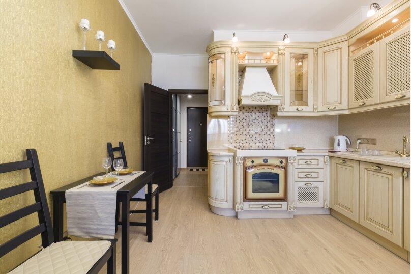 1-комн. квартира, 30 кв.м. на 2 человека, проспект Ветеранов, 169к3, Санкт-Петербург - Фотография 12