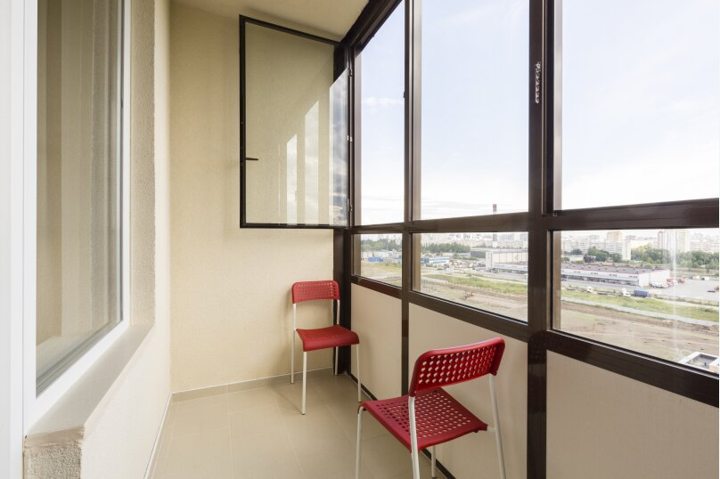 1-комн. квартира, 30 кв.м. на 2 человека, проспект Ветеранов, 169к3, Санкт-Петербург - Фотография 17