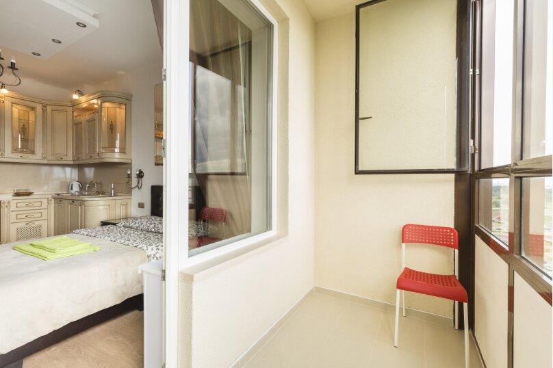 1-комн. квартира, 30 кв.м. на 2 человека, проспект Ветеранов, 169к3, Санкт-Петербург - Фотография 18
