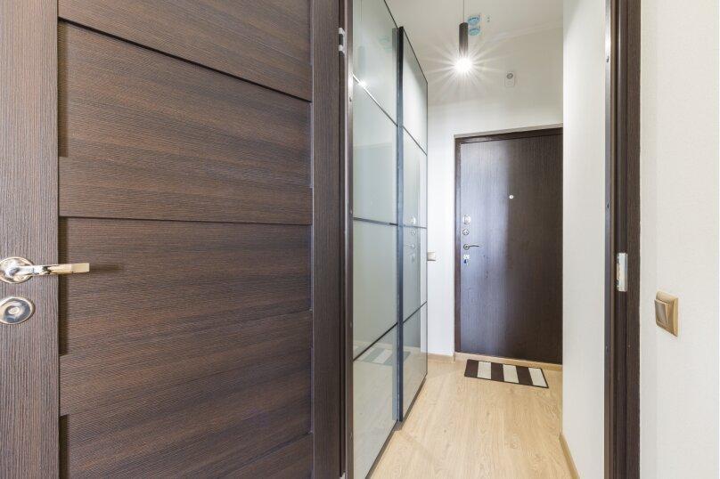1-комн. квартира, 30 кв.м. на 2 человека, проспект Ветеранов, 169к3, Санкт-Петербург - Фотография 19