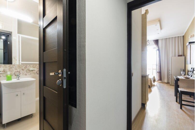 1-комн. квартира, 30 кв.м. на 2 человека, проспект Ветеранов, 169к3, Санкт-Петербург - Фотография 20