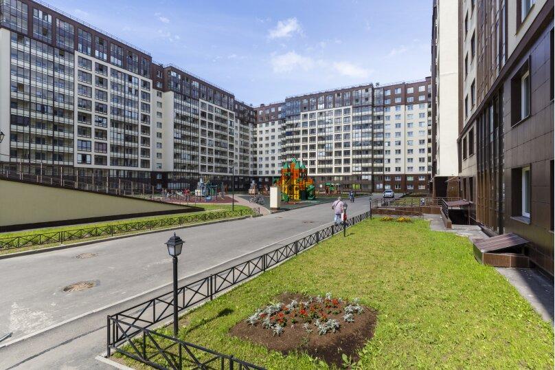 1-комн. квартира, 30 кв.м. на 2 человека, проспект Ветеранов, 169к3, Санкт-Петербург - Фотография 28