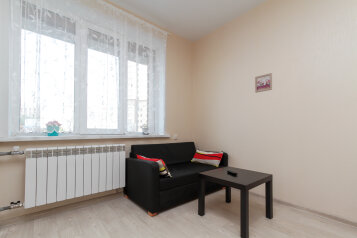 1-комн. квартира, 27 кв.м. на 5 человек, улица Немировича-Данченко, Новосибирск - Фотография 2