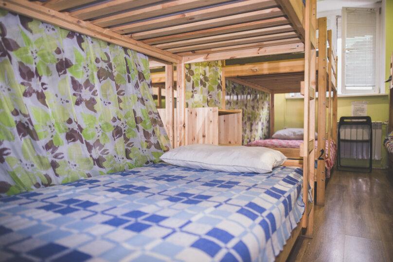 Комната хостельного типа для мужчин нижнее место, улица Менделеева, 1, Уфа - Фотография 1