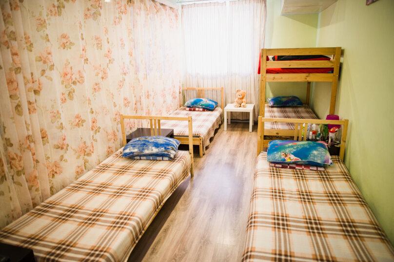 Комната хостельного типа для женщин нижнее место, улица Менделеева, 1, Уфа - Фотография 1