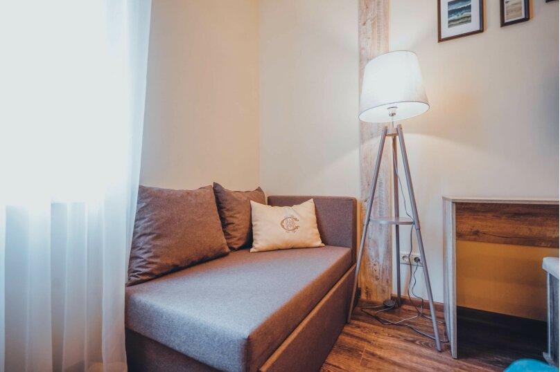 Улучшенный трехместный номер с кроватью Kingsize и диваном, Ленинградское шоссе, 303, Москва - Фотография 2