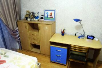 3-комн. квартира, 63 кв.м. на 8 человек, Козлёнская улица, 76, Вологда - Фотография 4