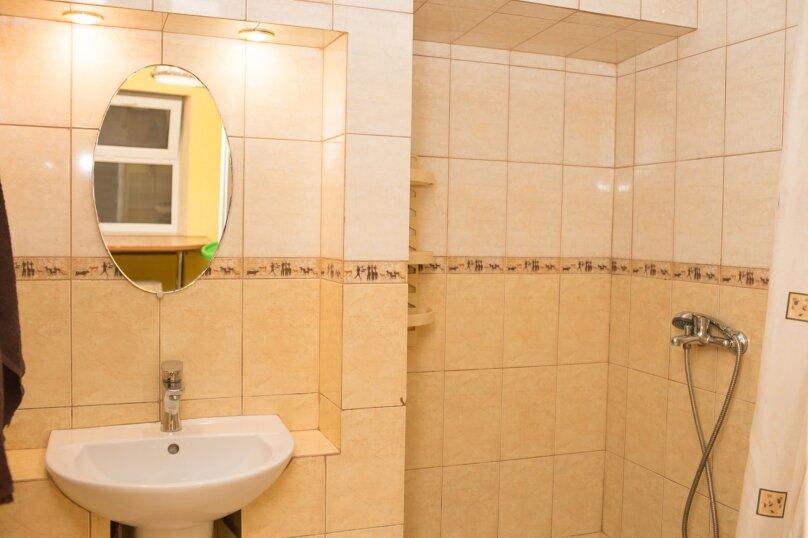 Апартаменты  для троих взрослых №1, 3-я Поперечная, 6А, Евпатория - Фотография 4