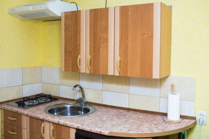 Апартаменты  для троих взрослых №1, 3-я Поперечная, 6А, Евпатория - Фотография 5