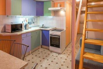 2-комн. квартира, 45 кв.м. на 6 человек, Бамбуковая улица, Новый Сочи, Сочи - Фотография 1