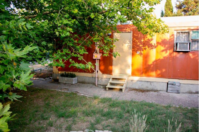 """2 категория """"СТАНДАРТ"""" с удобствами на блок, Качинское шоссе, 1А, посёлок Любимовка, Севастополь - Фотография 1"""
