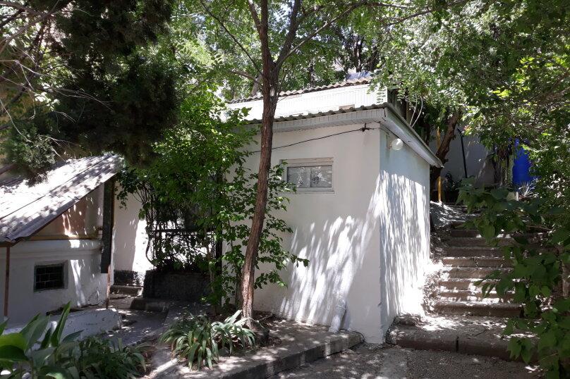 Эконом дворик из СССР, 15 кв.м. на 4 человека, 1 спальня, улица Ленина, 130, Коктебель - Фотография 45