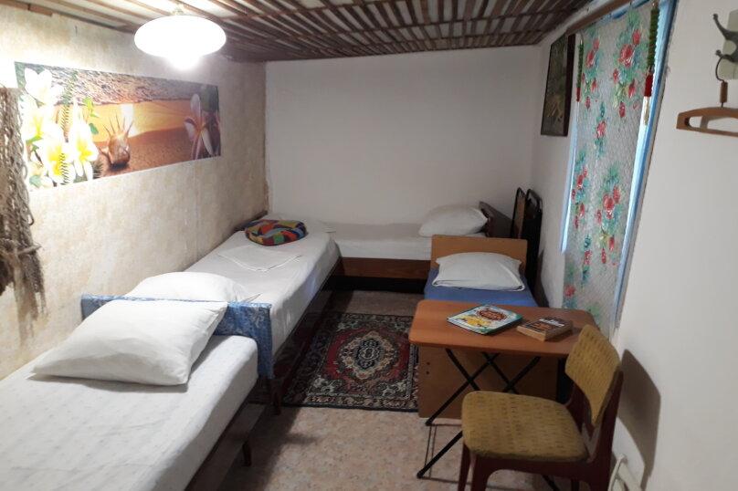 Эконом дворик из СССР, 15 кв.м. на 4 человека, 1 спальня, улица Ленина, 130, Коктебель - Фотография 49