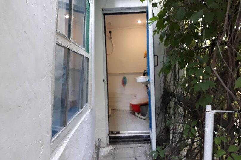 Эконом дворик из СССР, 15 кв.м. на 4 человека, 1 спальня, улица Ленина, 130, Коктебель - Фотография 59