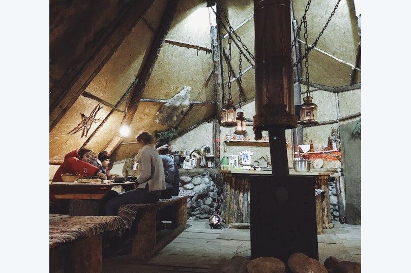 Husky Moa, Матросы, Пряжинское шоссе на 8 комнат - Фотография 10