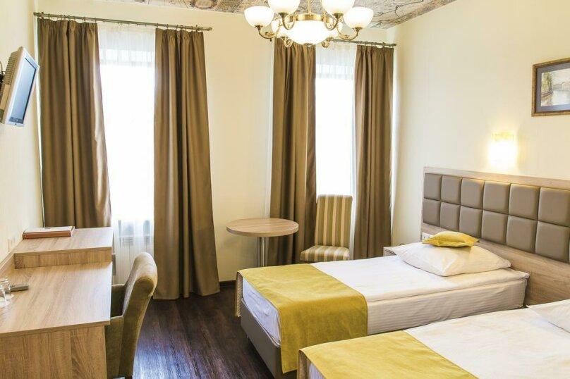 Стандартный двухместный номер с 2 отдельными кроватями, Невский проспект, 93, Санкт-Петербург - Фотография 15