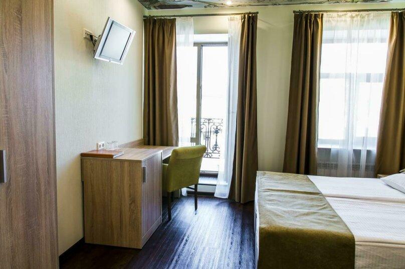 Стандартный двухместный номер с 2 отдельными кроватями, Невский проспект, 93, Санкт-Петербург - Фотография 16