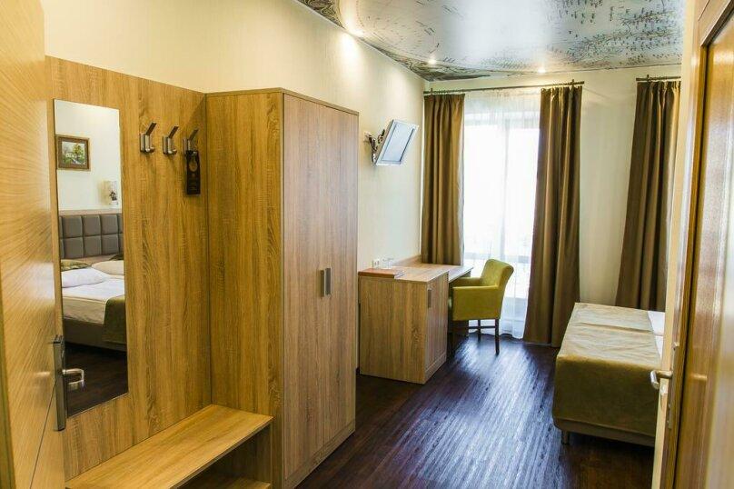 Стандартный двухместный номер с 2 отдельными кроватями, Невский проспект, 93, Санкт-Петербург - Фотография 17