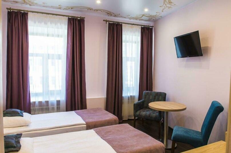 Стандартный двухместный номер с 2 отдельными кроватями, Невский проспект, 93, Санкт-Петербург - Фотография 1