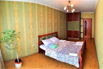 2-комн. квартира, 65 кв.м. на 6 человек, проспект Дзержинского, 230, Новороссийск - Фотография 1