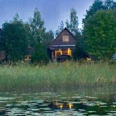 Уютный дом на берегу озера, 79 кв.м. на 5 человек, 1 спальня, деревня Гуща, 49, Осташков - Фотография 4