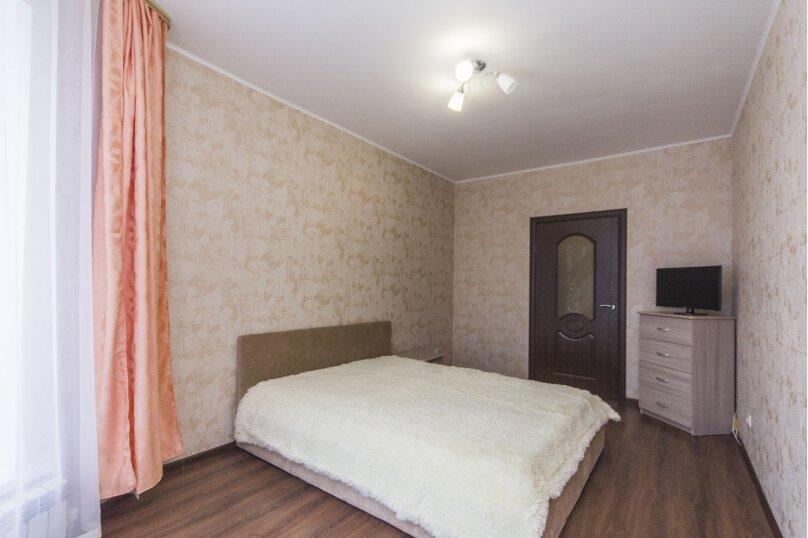 2-комн. квартира на 6 человек, Первомайская улица, 50, Тюмень - Фотография 1