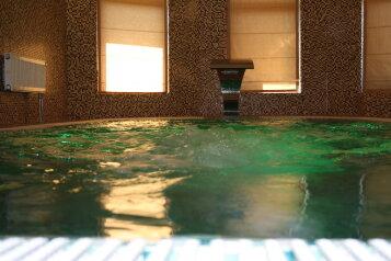 Коттедж премиум класса с бассейном, 250 кв.м. на 12 человек, 4 спальни,  ДНП Ропшинские горки, ул. Энергетиков, Санкт-Петербург - Фотография 4