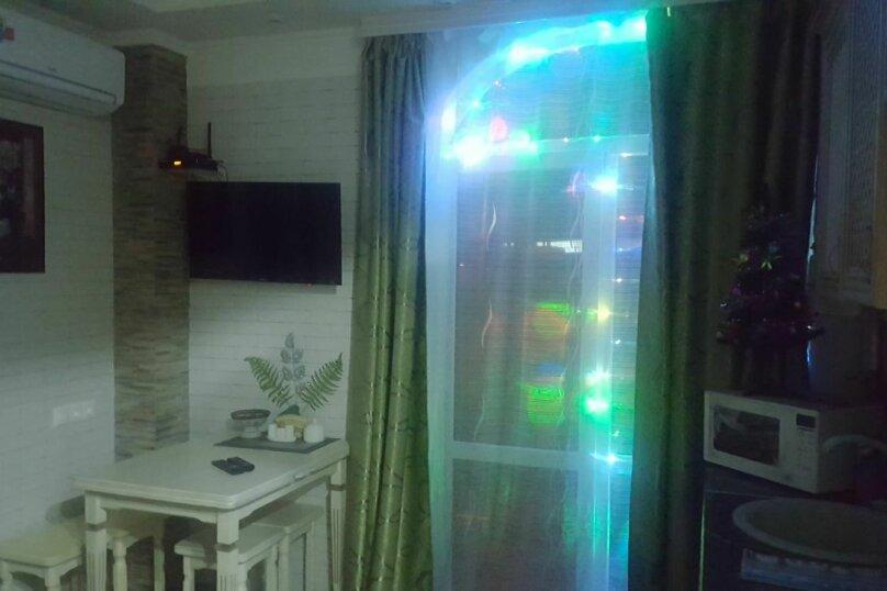 1-комн. квартира, 26 кв.м. на 4 человека, Ружейная улица, 21, Адлер - Фотография 19