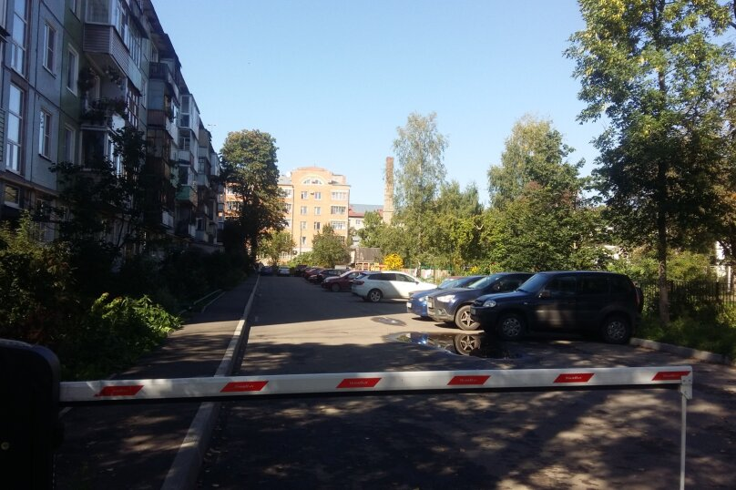 1-комн. квартира, 30 кв.м. на 4 человека, улица Ветошкина, 37, Вологда - Фотография 3