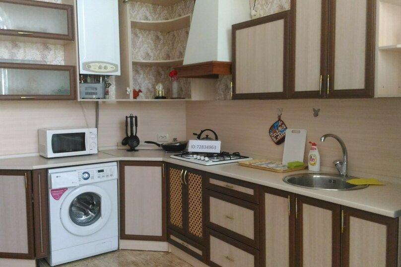 2-комн. квартира, 85 кв.м. на 5 человек, Пушкина, 1, Евпатория - Фотография 8
