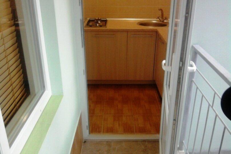 Дом на 3чел. в Феодосии, 20 кв.м. на 3 человека, 3 спальни, улица Кочмарского, 50, Феодосия - Фотография 8