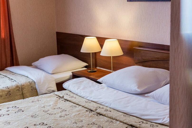 Стандарт TRIPL c тремя кроватями, улица Доватора, 144/25, Ростов-на-Дону - Фотография 1