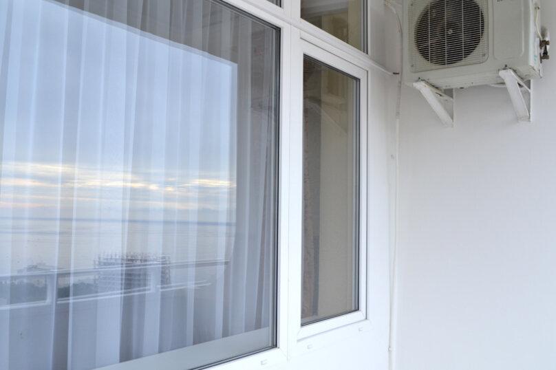 Люкс (3*), IX этаж, Алупкинское шоссе, 60, Гаспра - Фотография 11