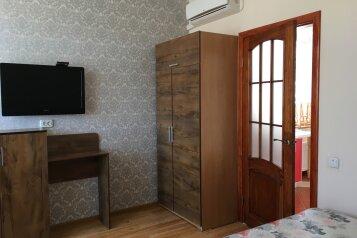 1-комн. квартира, 28 кв.м. на 4 человека, улица Матвеева, Евпатория - Фотография 3