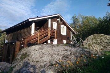 Дом в Харвиа, 50 кв.м. на 5 человек, 1 спальня, Харвиа, Центральная, Лахденпохья - Фотография 1