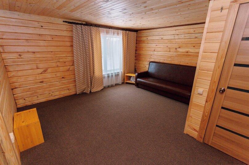 Коттедж кедровый, 200 кв.м. на 12 человек, 4 спальни, Третья Дачная улица, 911, Шерегеш - Фотография 11