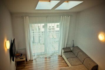 1-комн. квартира, 38 кв.м. на 4 человека, улица Володарского, 28, Зеленоградск - Фотография 4