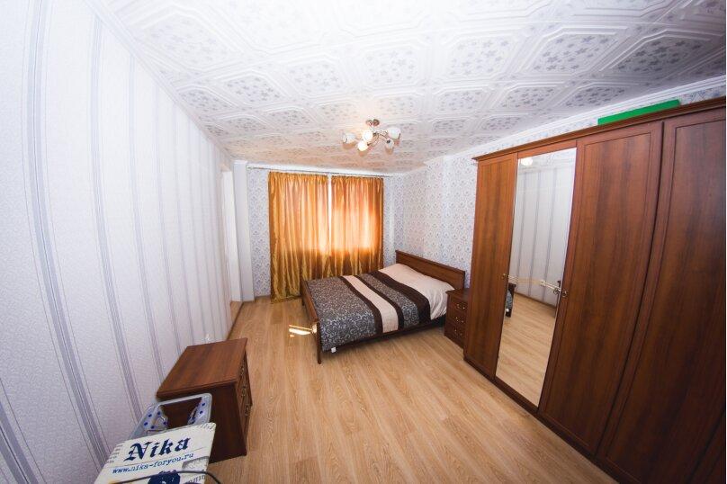 2-комн. квартира, 70 кв.м. на 5 человек, Средне-Московская улица, 62А, Воронеж - Фотография 1