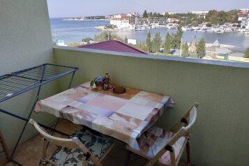 1-комн. квартира, 20 кв.м. на 3 человека, улица Пляж Омега, Севастополь - Фотография 1
