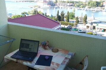1-комн. квартира, 20 кв.м. на 3 человека, улица Пляж Омега, Севастополь - Фотография 2