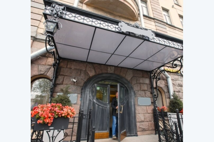 """Отель """"Бристоль"""", Расстанная улица, 2к1 на 119 номеров - Фотография 1"""