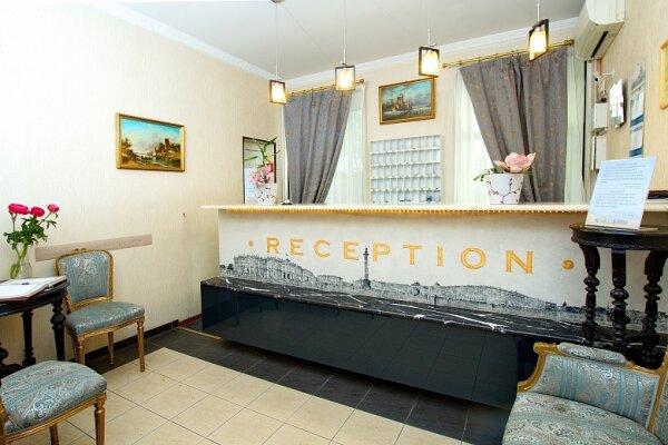 Отель, Большая Конюшенная улица, 25 на 111 номеров - Фотография 1