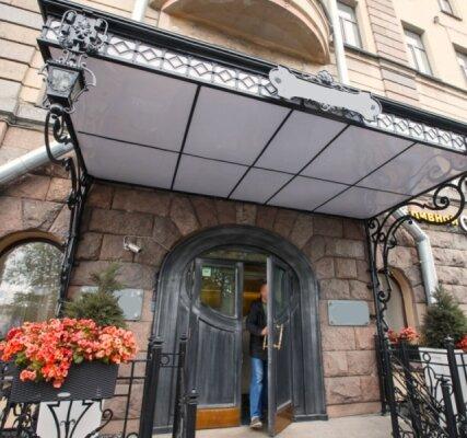 Отель, Расстанная улица, 2к1 на 119 номеров - Фотография 1