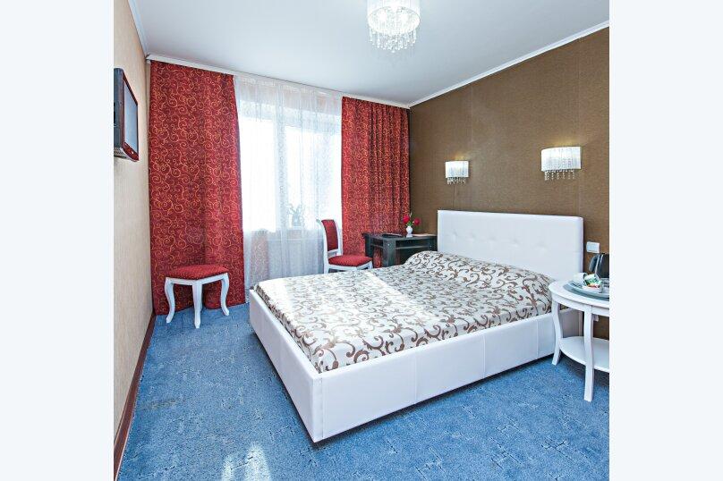 Двухместный номер «СТАНДАРТ » 702 , Кронштадтская улица, 4, Пермь - Фотография 1