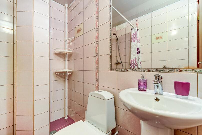 1-комн. квартира, 25 кв.м. на 3 человека, Социалистическая улица, 13, Санкт-Петербург - Фотография 13