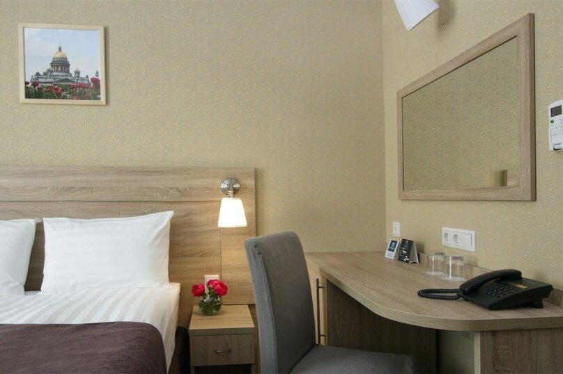 Стандартная комната с широкой кроватью, Большая Конюшенная улица, 10, Санкт-Петербург - Фотография 2