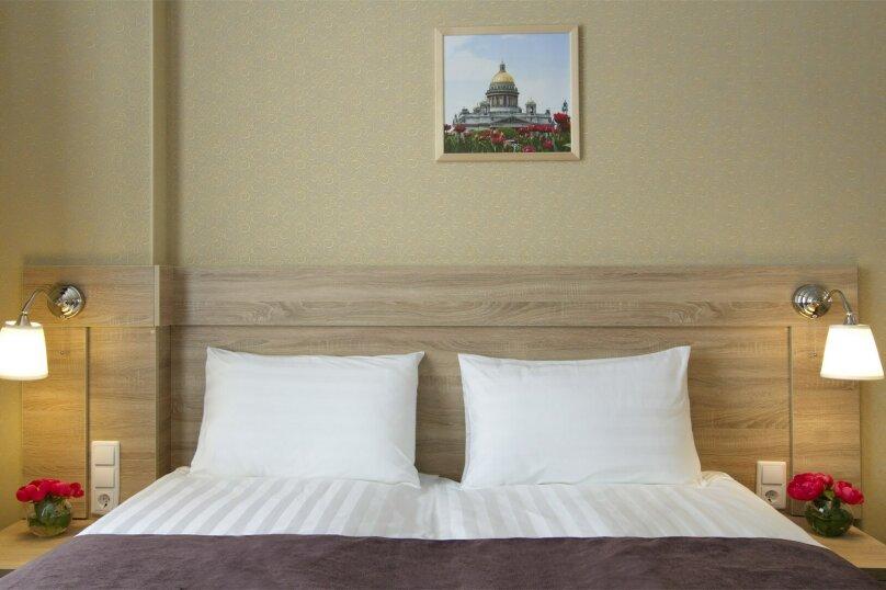 Стандартная комната с широкой кроватью, Большая Конюшенная улица, 10, Санкт-Петербург - Фотография 5