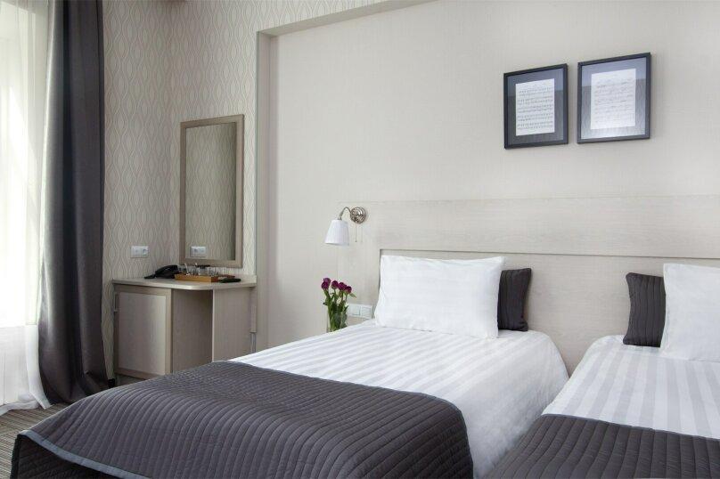 Стандартный номер с двумя кроватями  , Большая Конюшенная улица, 11, Санкт-Петербург - Фотография 1